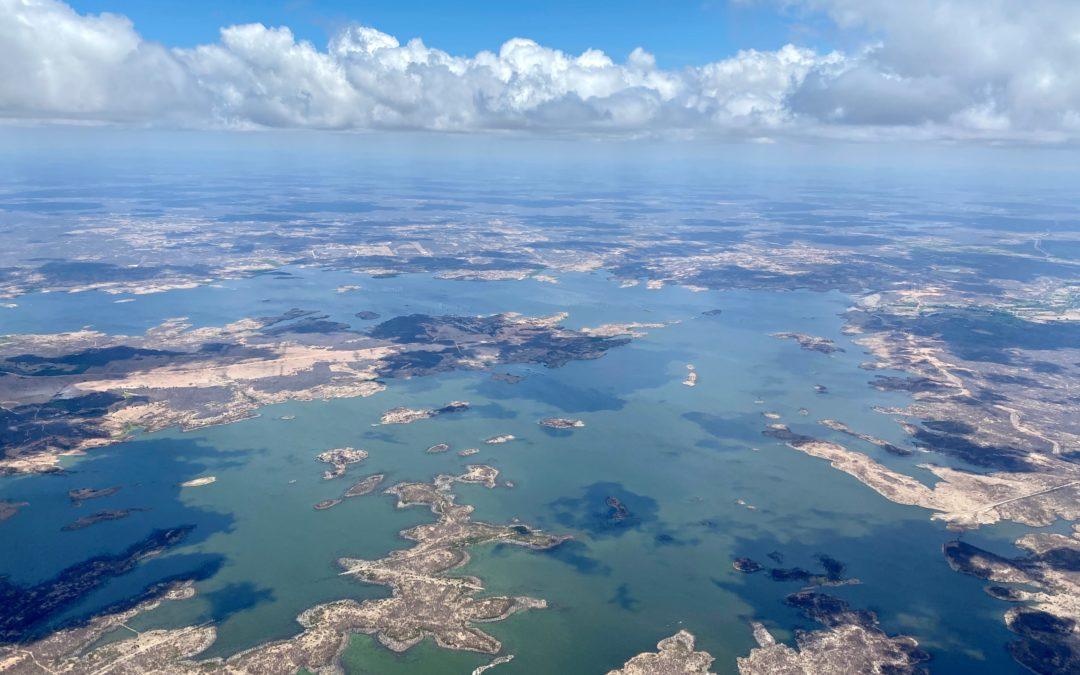 Les cieux du Sertão pour des vols infinis – article paru dans le Temps