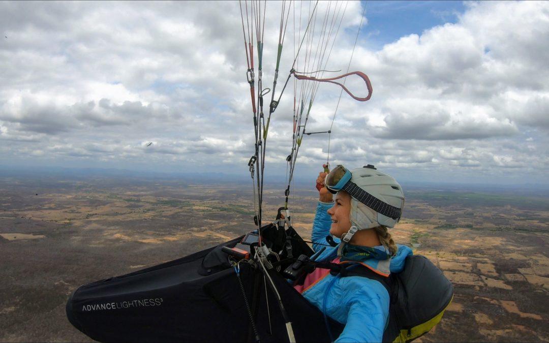 Récit d'une fabuleuse expérience de vol dans le Sertão