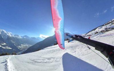 Alpsfreeride enjoying the present moment – Chapter II